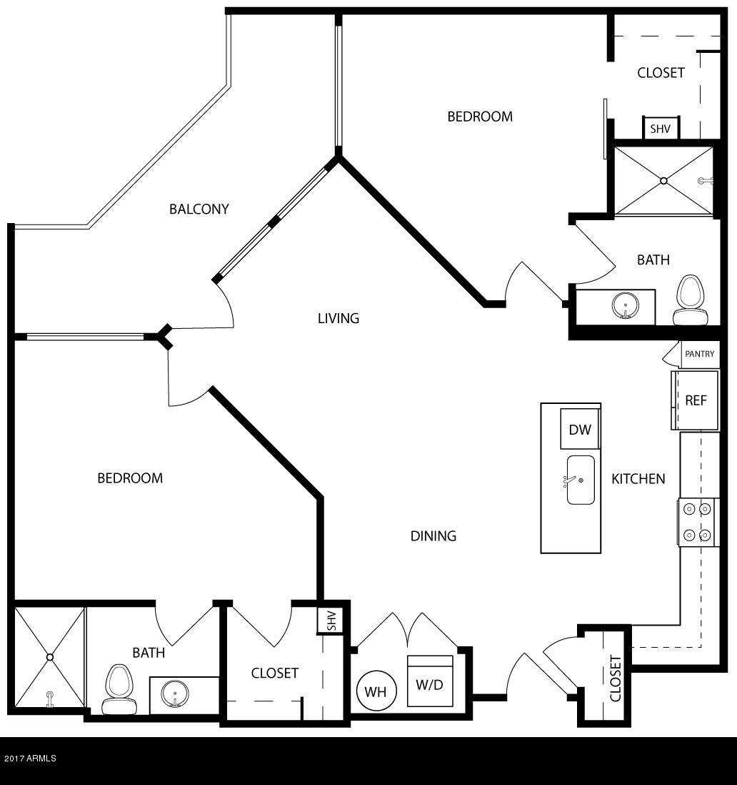 330 E Roosevelt Street Unit 5054 Phoenix, AZ 85004 - MLS #: 5854195