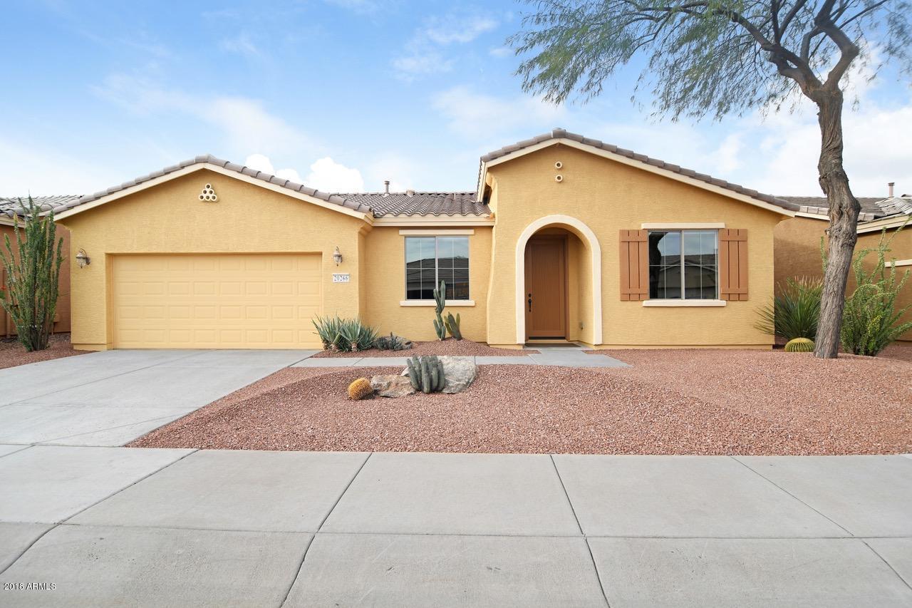 Photo of 20266 N OXBOW Lane, Maricopa, AZ 85138