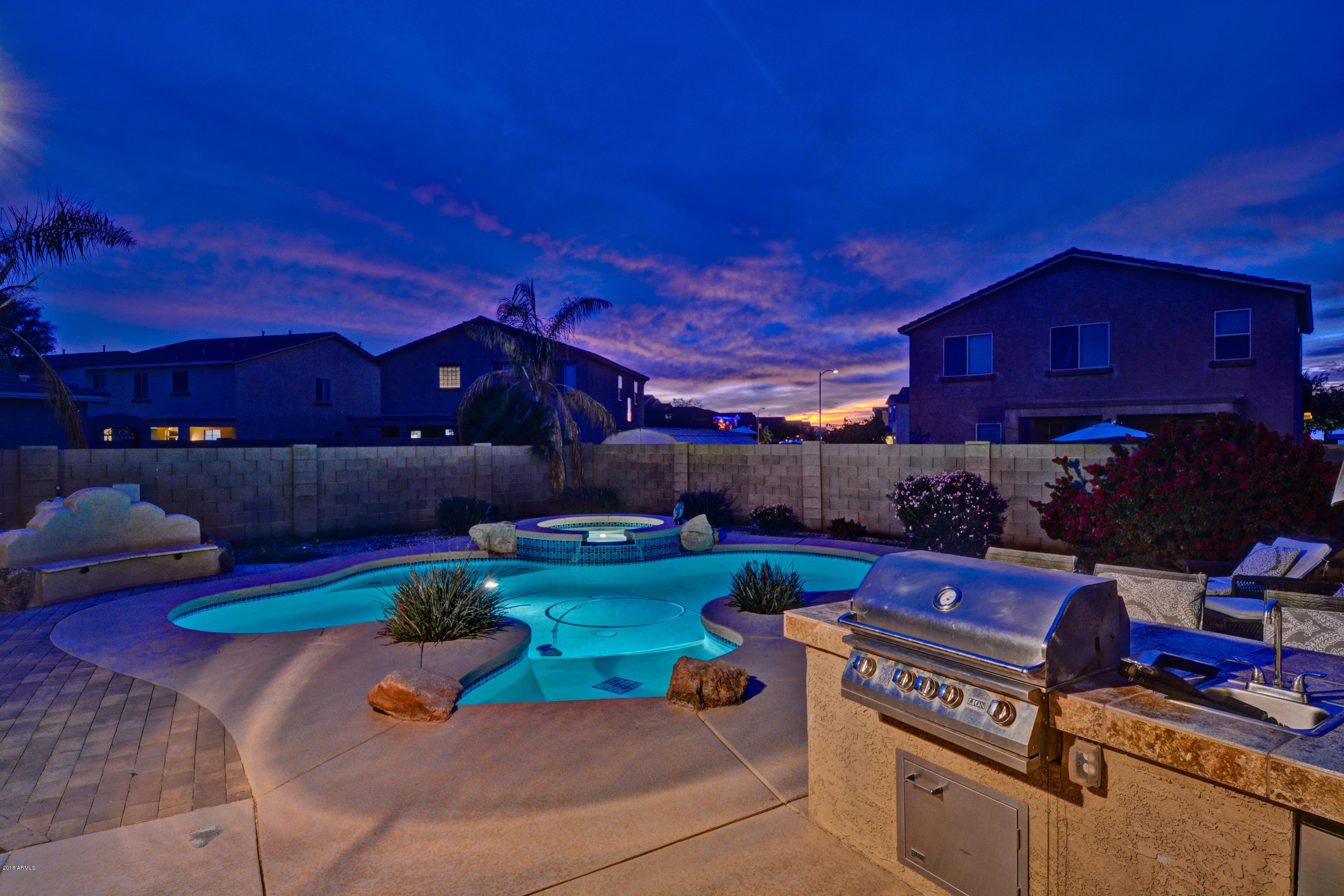 MLS 5854359 6844 W CARTER Road, Laveen, AZ 85339 Laveen AZ Private Pool