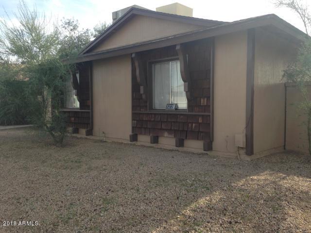 Photo of 5229 W MAUNA LOA Lane, Glendale, AZ 85306