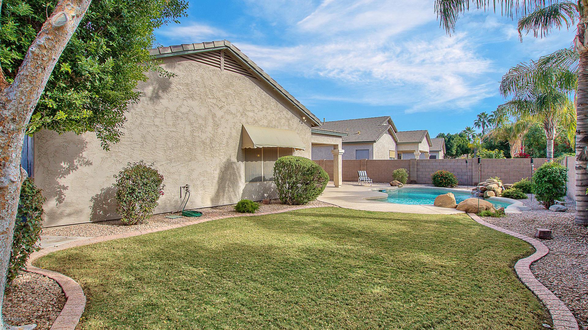 MLS 5854572 2185 W Olive Way, Chandler, AZ 85248 3 Bedroom Homes