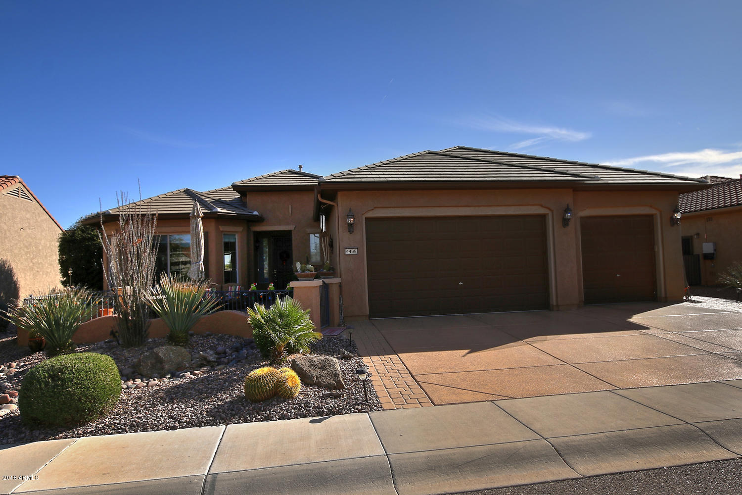 Photo of 4489 N CORONADO Drive, Florence, AZ 85132