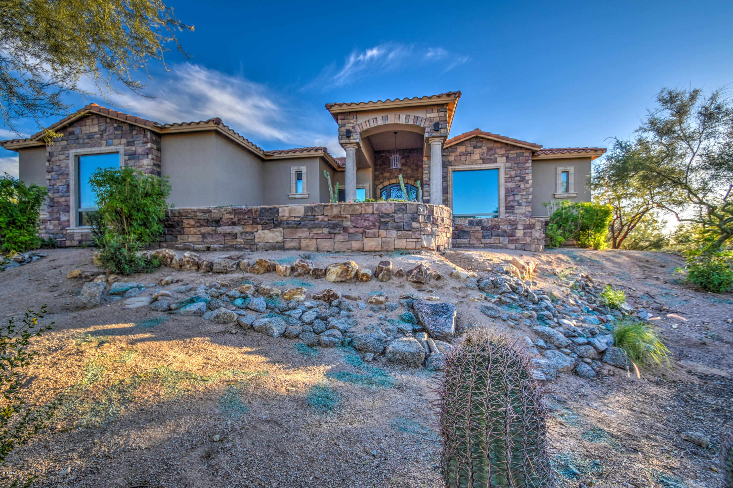 Photo of 7649 E SUMMIT TRAIL Street, Mesa, AZ 85207
