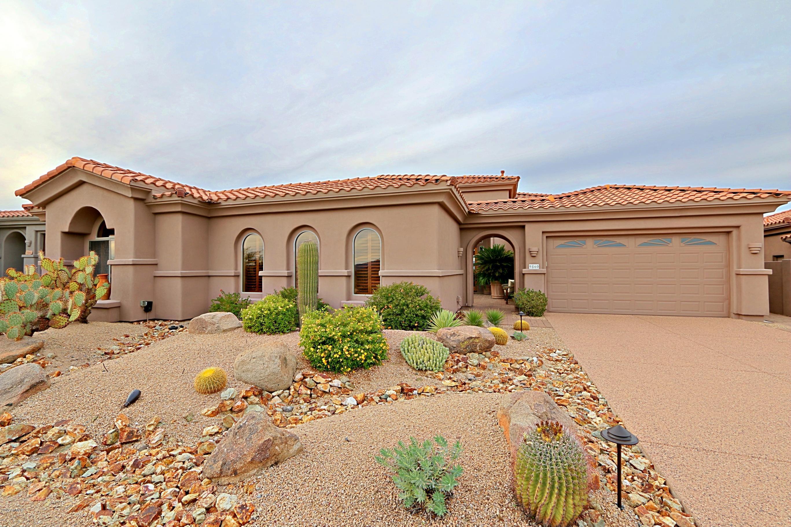 Photo of 9860 E PEREGRINE Place, Scottsdale, AZ 85262