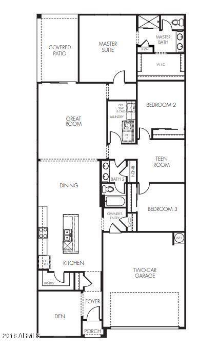 MLS 5854720 9832 W GETTY Drive, Tolleson, AZ 85353 Tolleson AZ Three Bedroom