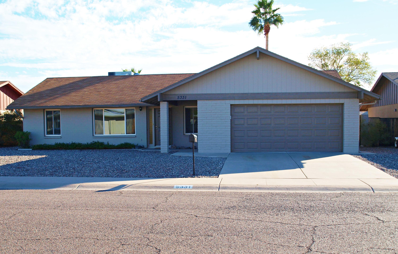 Photo of 5331 W MAUI Lane, Glendale, AZ 85306