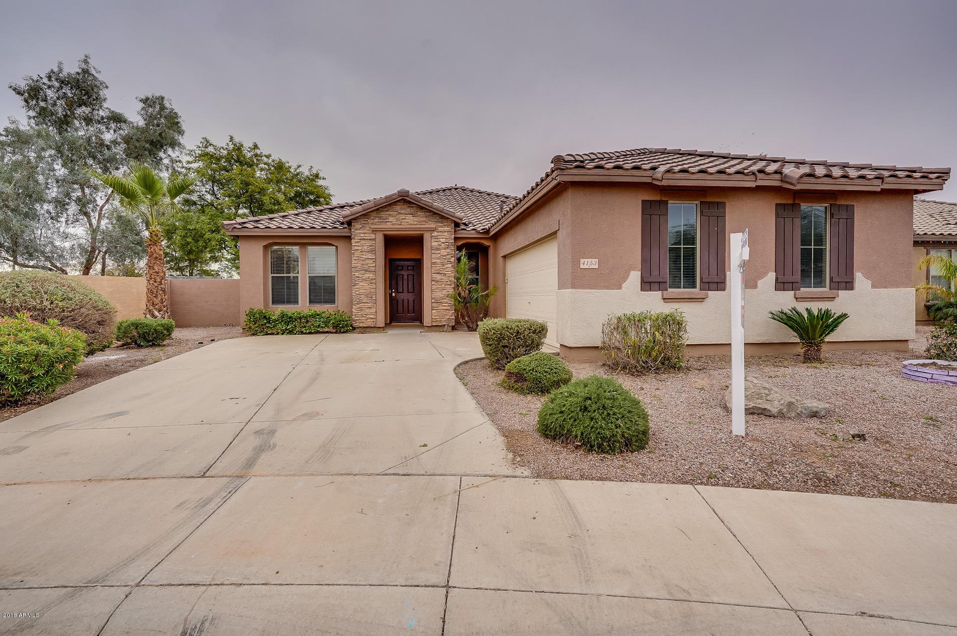 Photo of 4153 E GLENEAGLE Drive, Chandler, AZ 85249