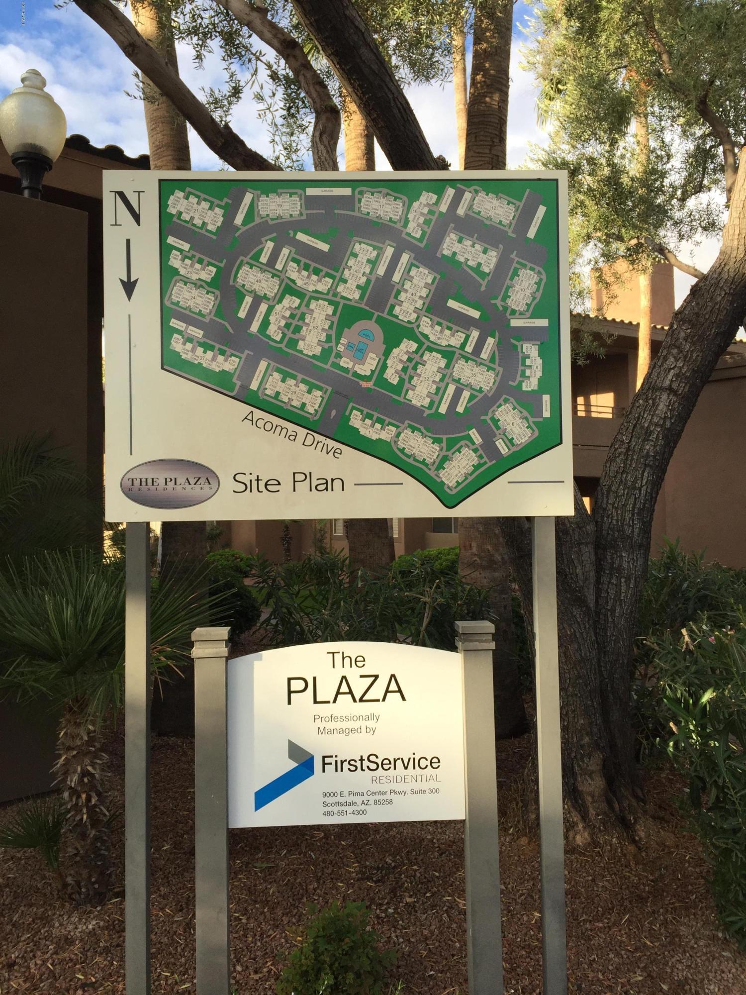 7009 E Acoma Drive Unit 2028 Scottsdale, AZ 85254 - MLS #: 5854964