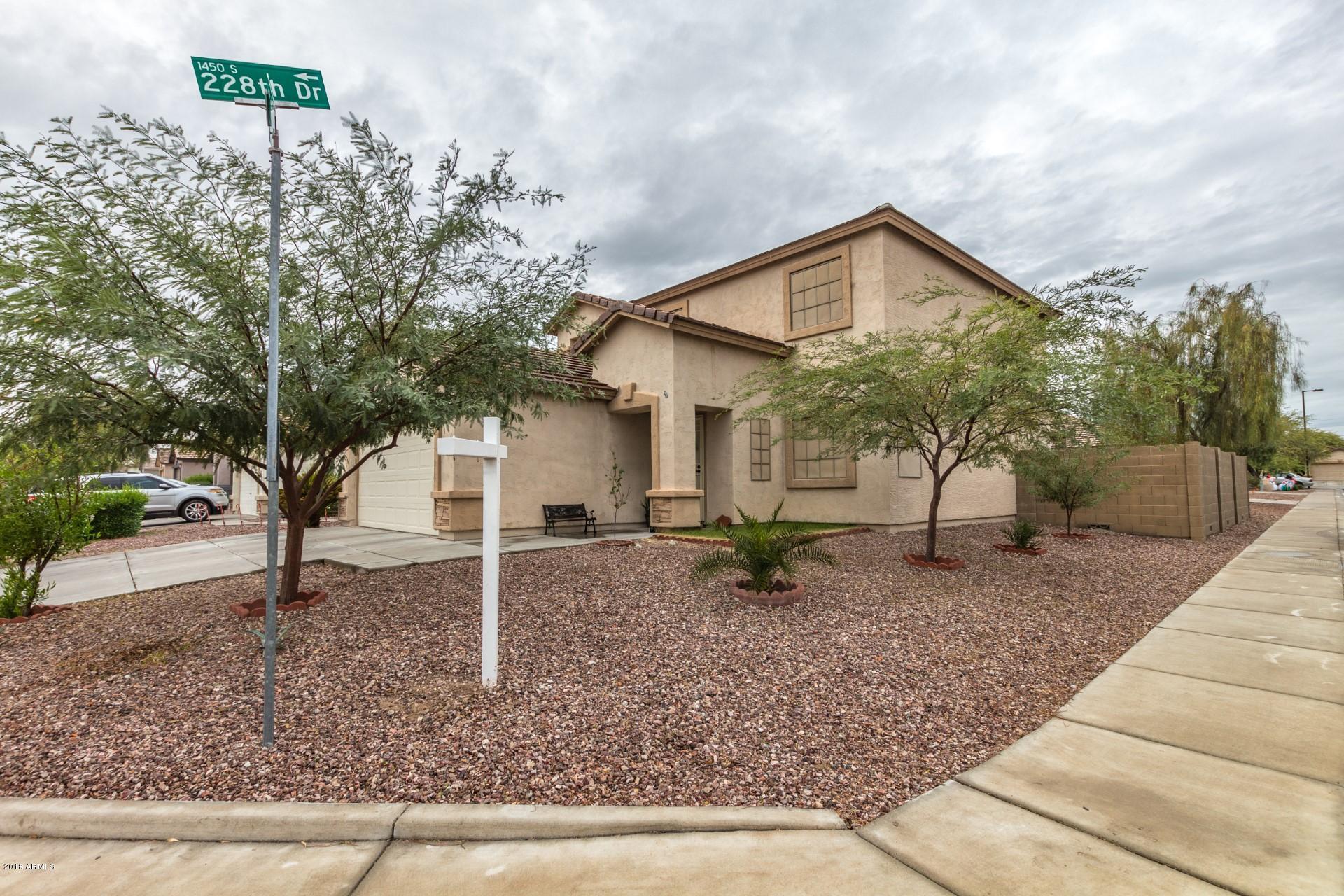22814 W PIMA Street Buckeye, AZ 85326 - MLS #: 5854123