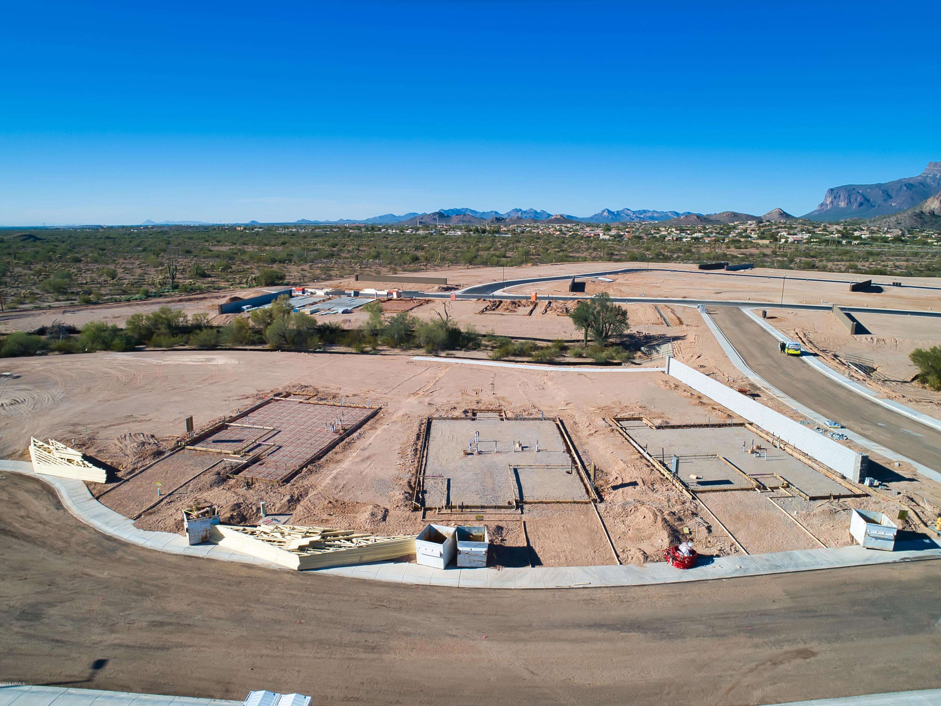 MLS 5855072 7764 S Agassiz Peak Court, Gold Canyon, AZ Gold Canyon AZ Newly Built