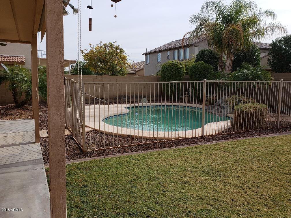 MLS 5855213 16805 W MESQUITE Drive, Goodyear, AZ 85338 Goodyear AZ Canyon Trails