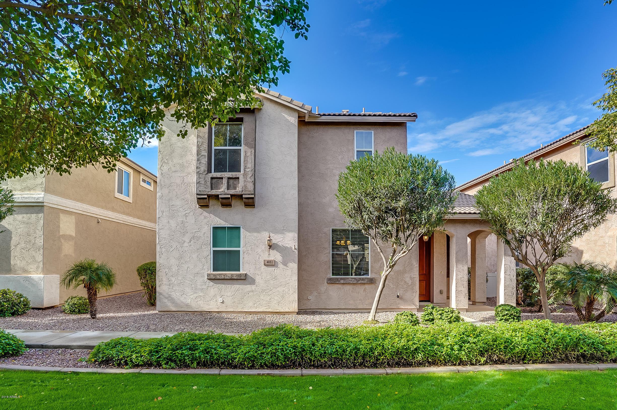 4081 E OAKLAND Street Gilbert, AZ 85295 - MLS #: 5855636