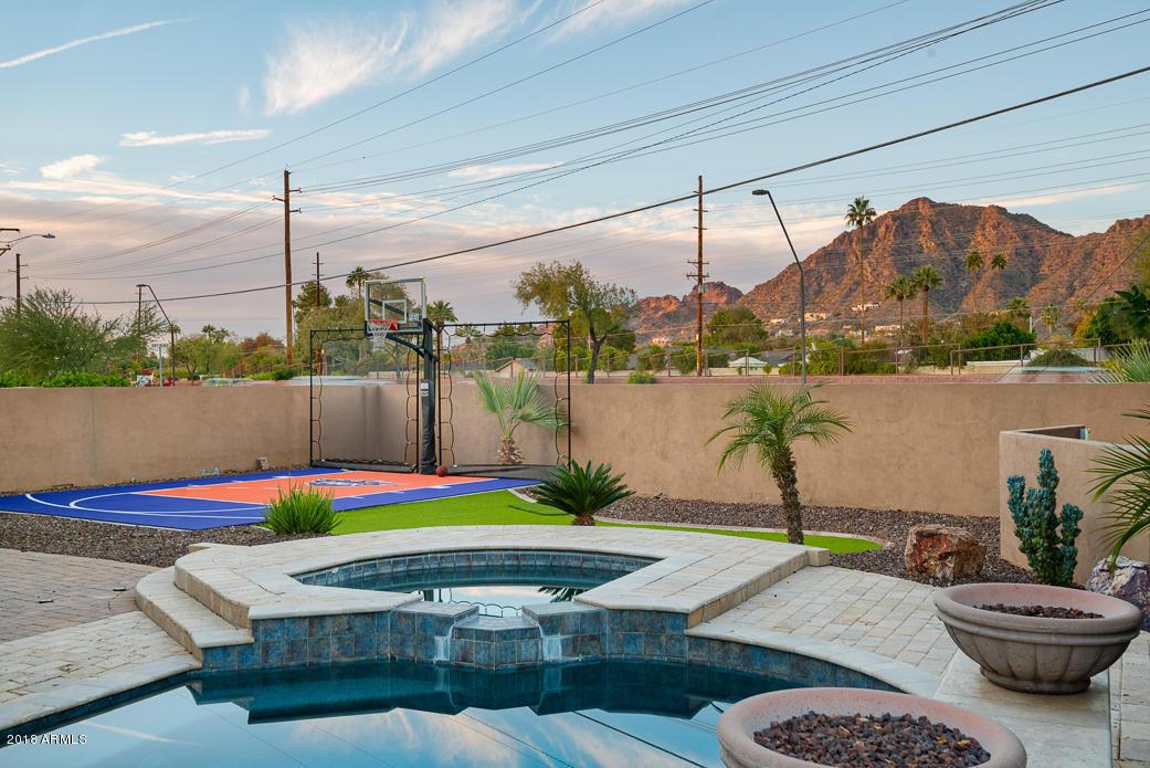 MLS 5855726 3675 N 59TH Place, Phoenix, AZ 85018 Phoenix AZ Gated