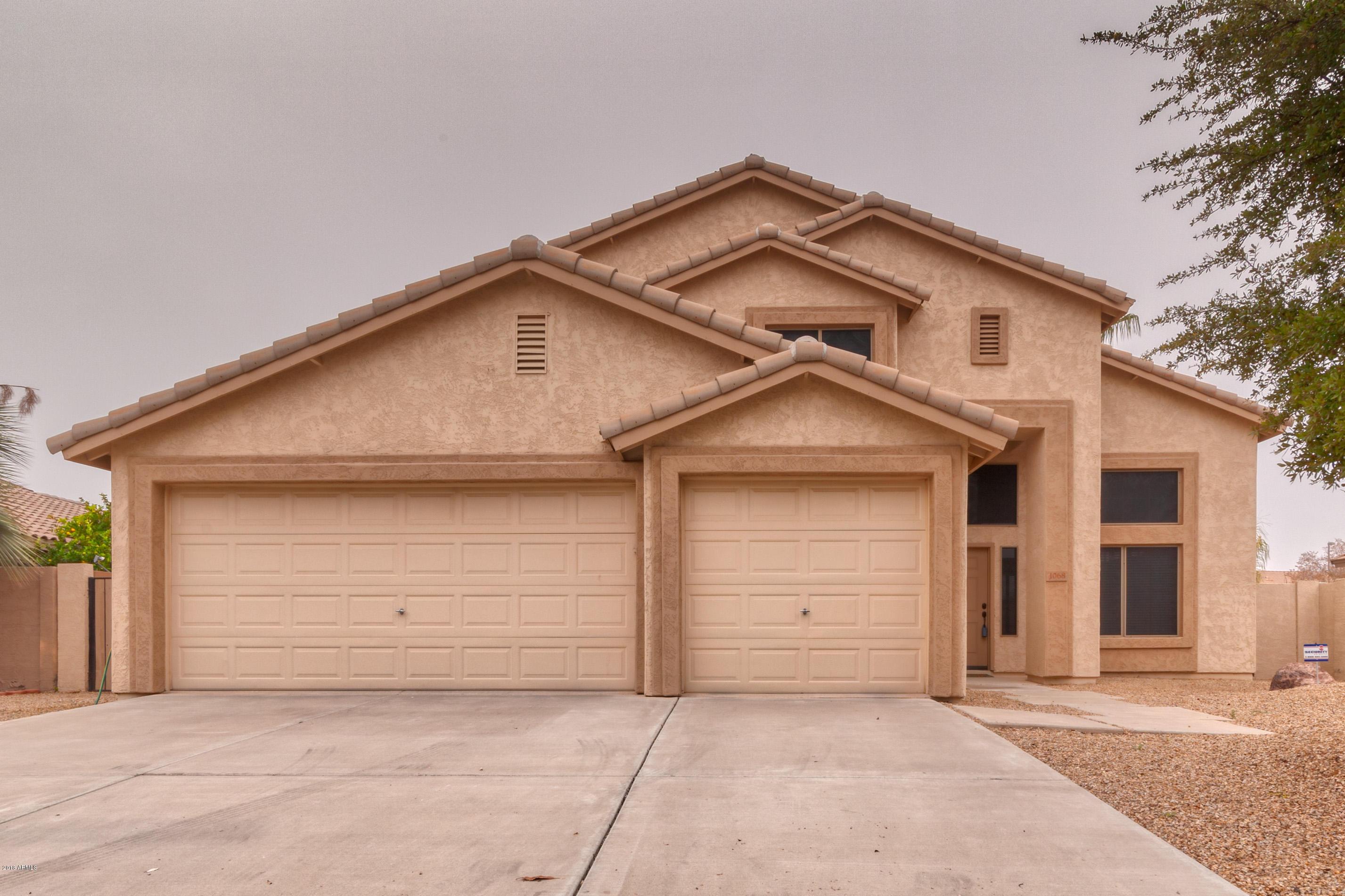 MLS 5855998 1068 S ROCA Street, Gilbert, AZ 85296 Gilbert AZ Neely Farms