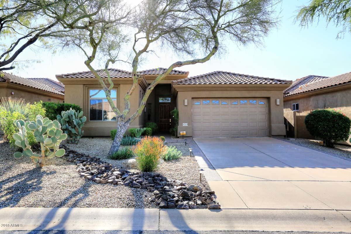 Photo of 9319 E WHITEWING Drive, Scottsdale, AZ 85262