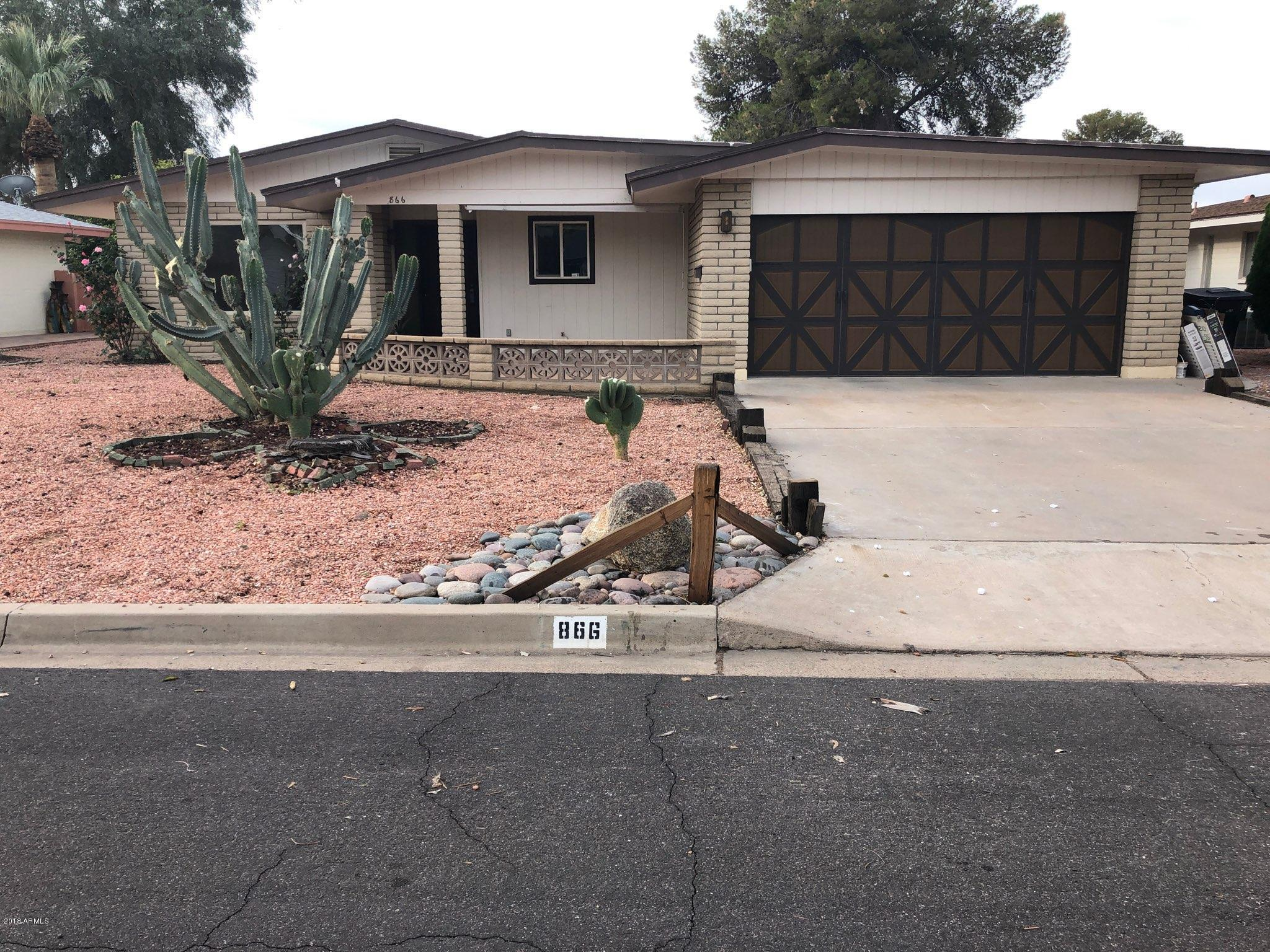 MLS 5855986 866 S REVOLTA Circle, Mesa, AZ 85208 Mesa AZ Apache Country Club