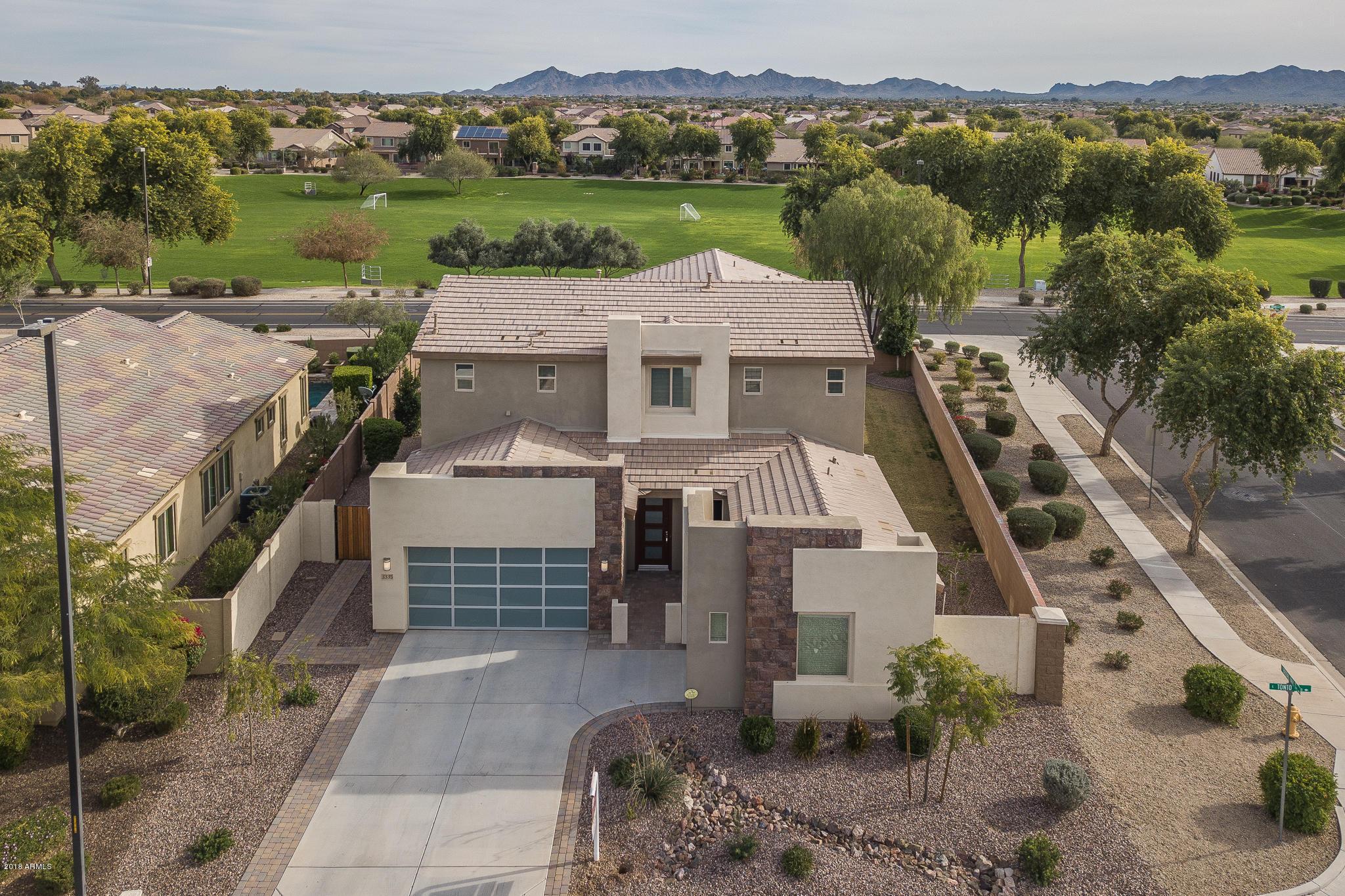 Photo of 3335 E TONTO Drive, Gilbert, AZ 85298