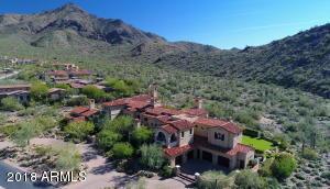 10835 E Mountain Spring Road Scottsdale, AZ 85255
