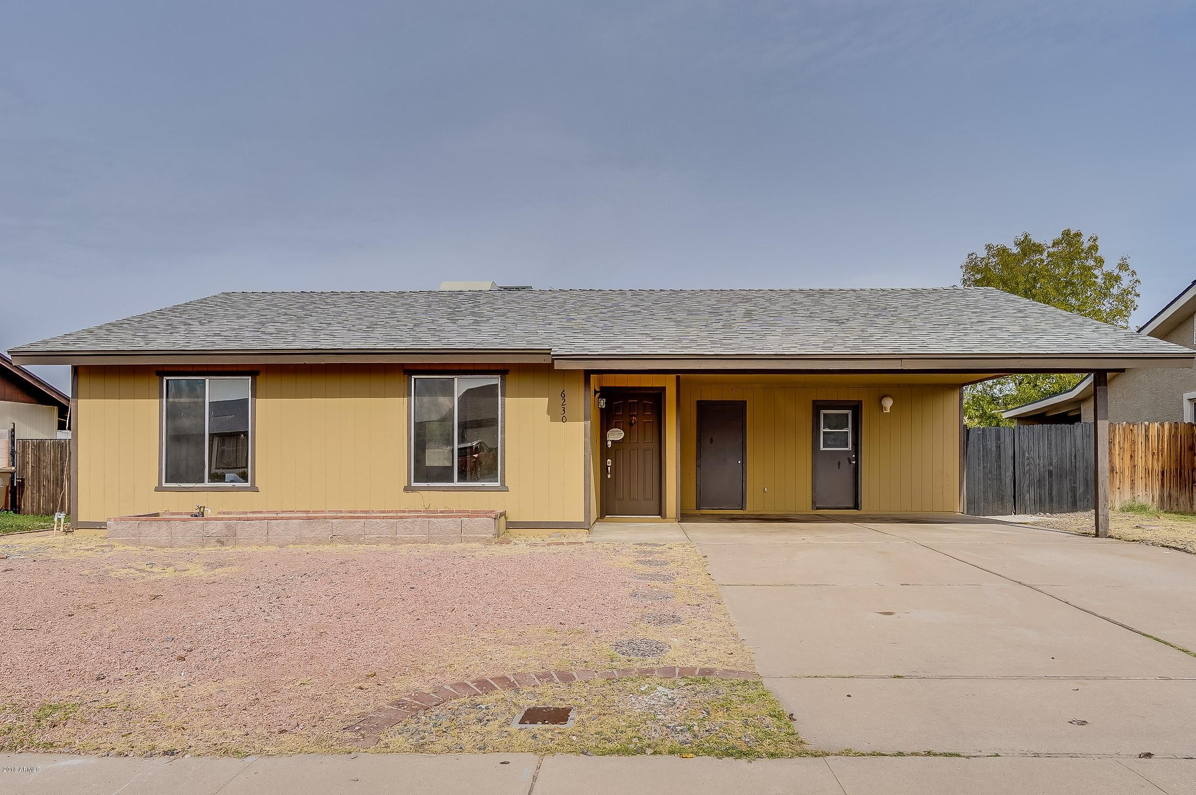 6230 W MARY JANE Lane Glendale, AZ 85306 - MLS #: 5856384