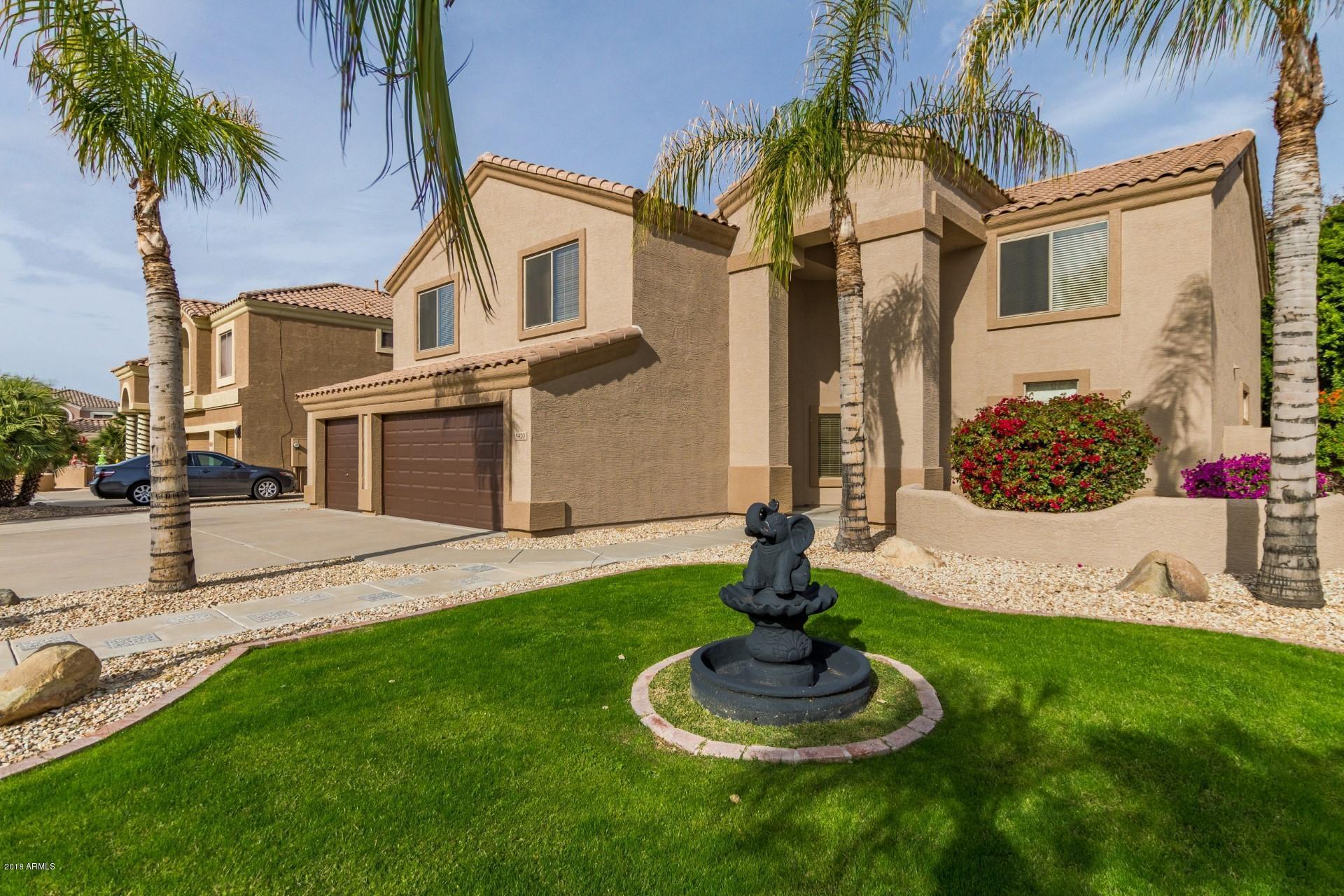 Photo of 5420 W MURIEL Drive, Glendale, AZ 85308