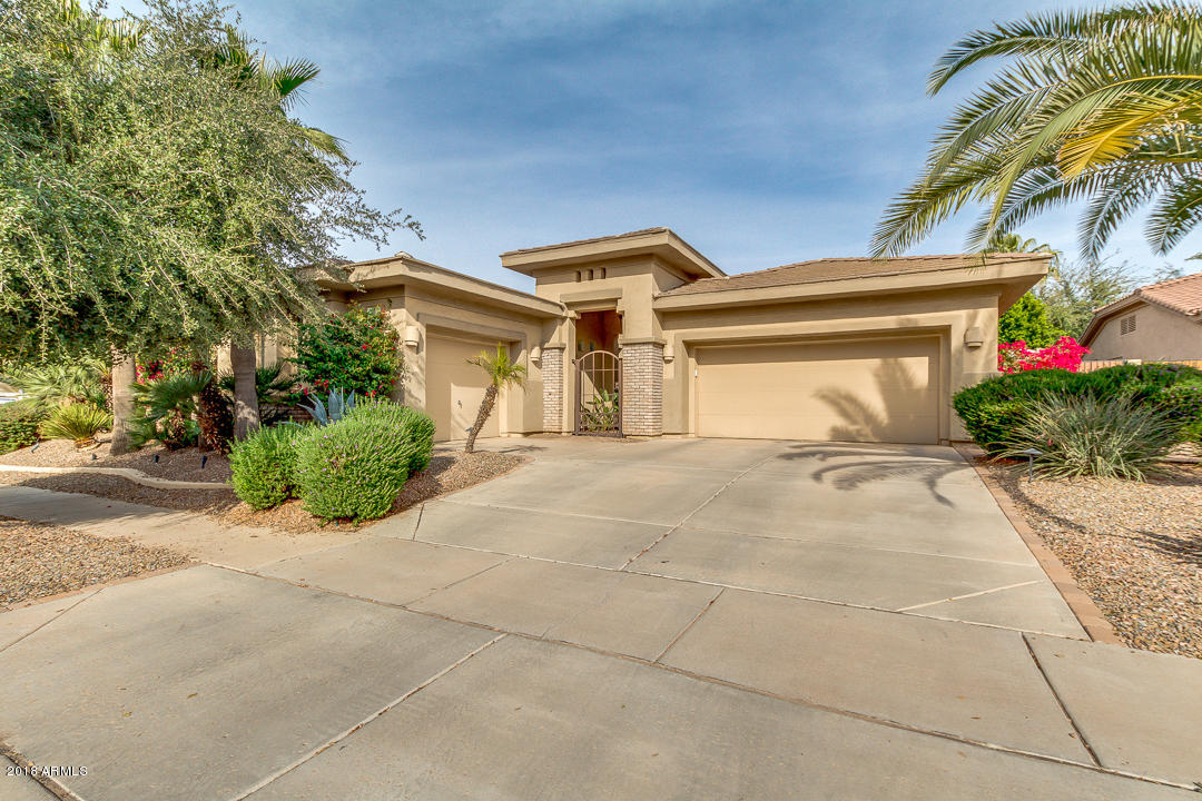 Photo of 4686 E RUFFIAN Road, Gilbert, AZ 85297