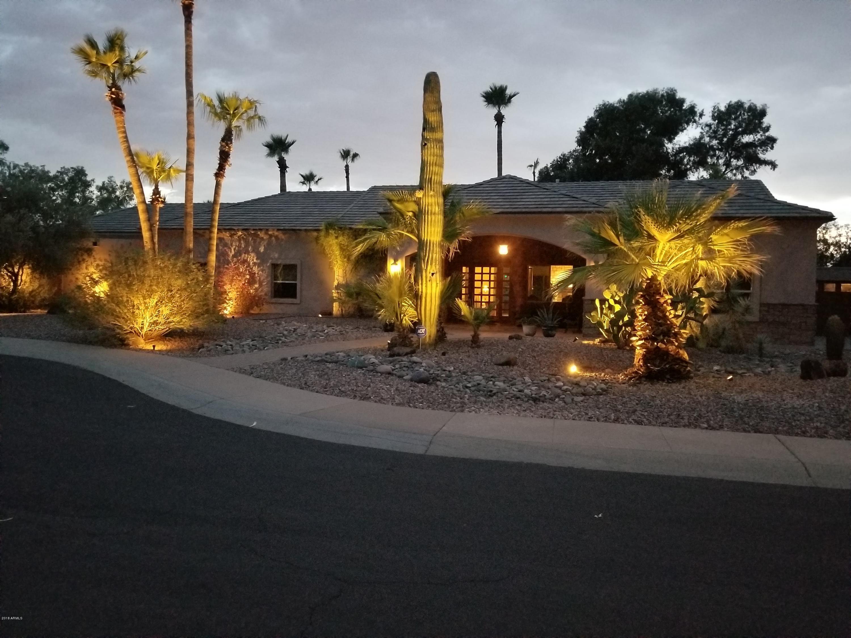 7028 N VIA DE ALEGRIA --, Scottsdale AZ 85258