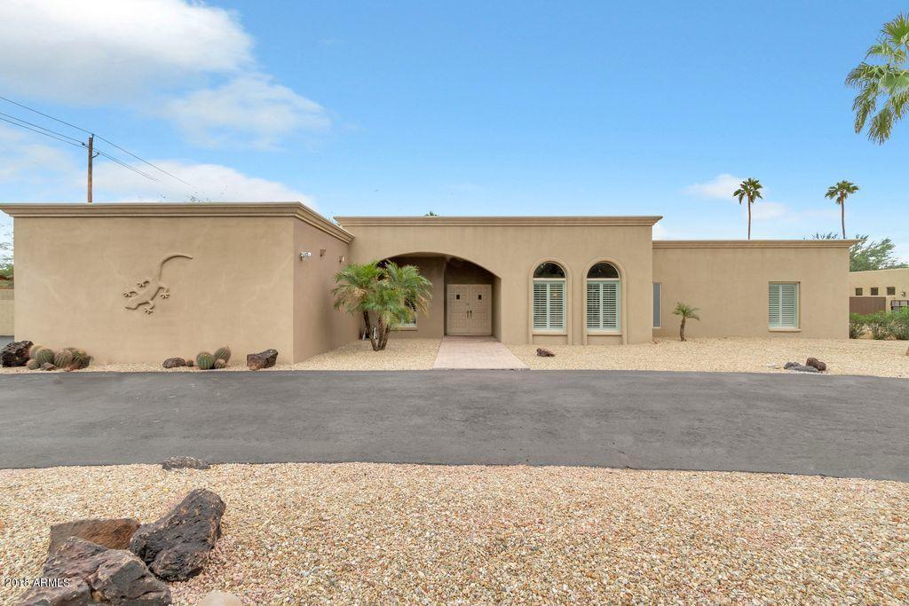 8735 E JOSHUA TREE Lane, Scottsdale AZ 85250