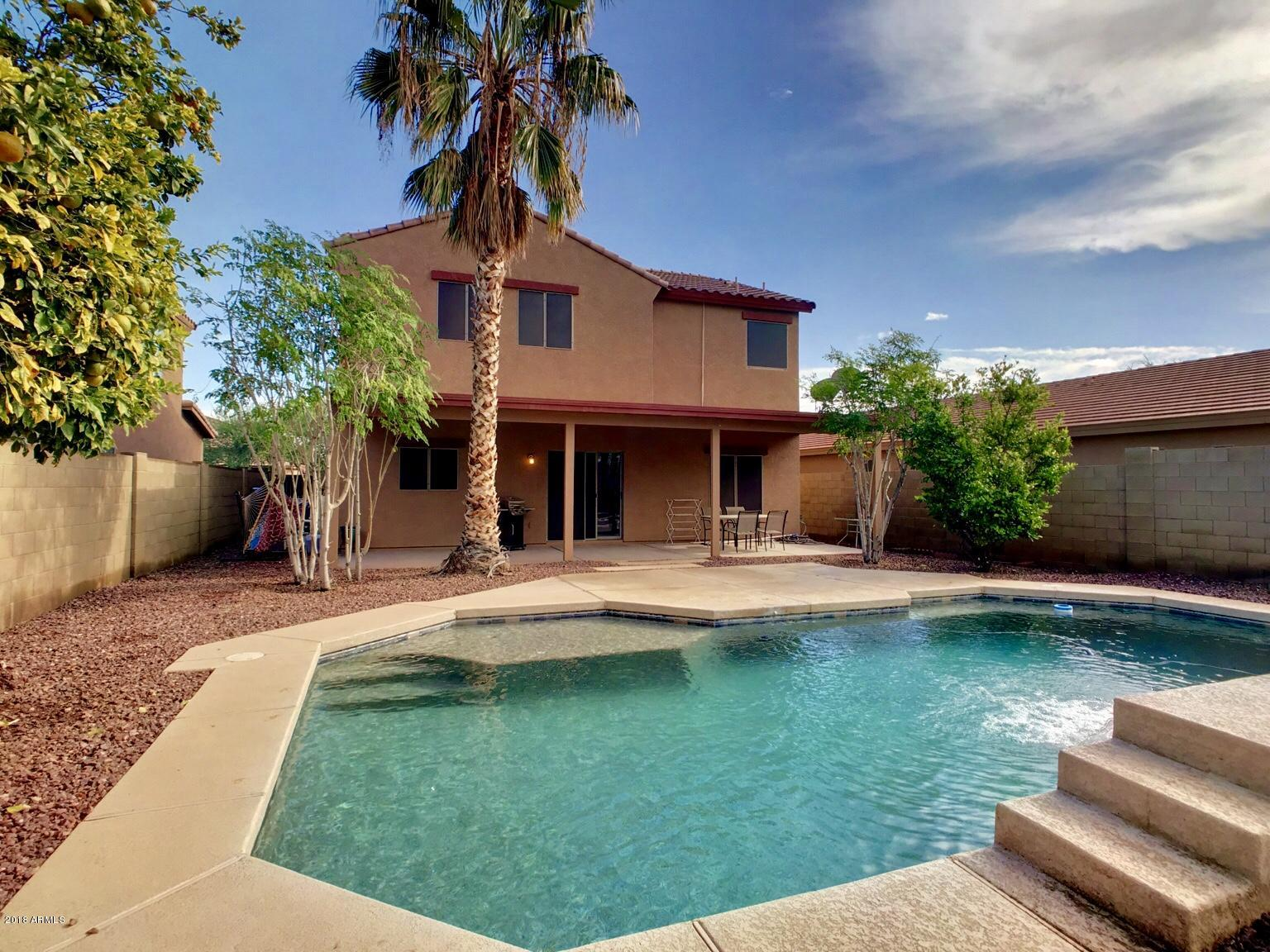 MLS 5855340 1414 S 118TH Drive, Avondale, AZ 85323 Avondale AZ Coldwater Ridge