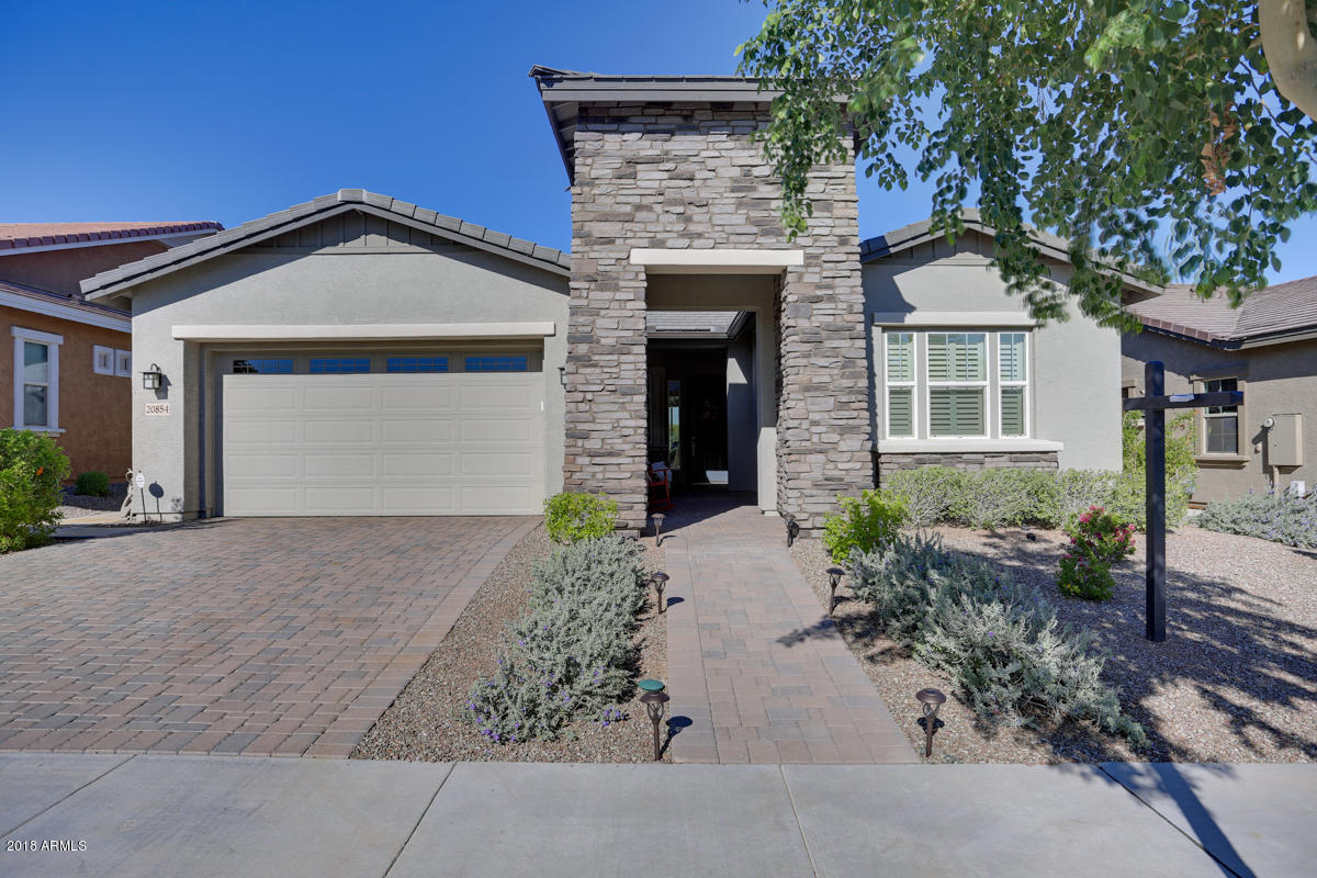 Photo of 20854 W HILLCREST Boulevard, Buckeye, AZ 85396