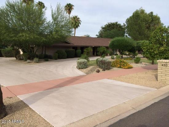 Photo of 430 E BIRD Lane, Litchfield Park, AZ 85340