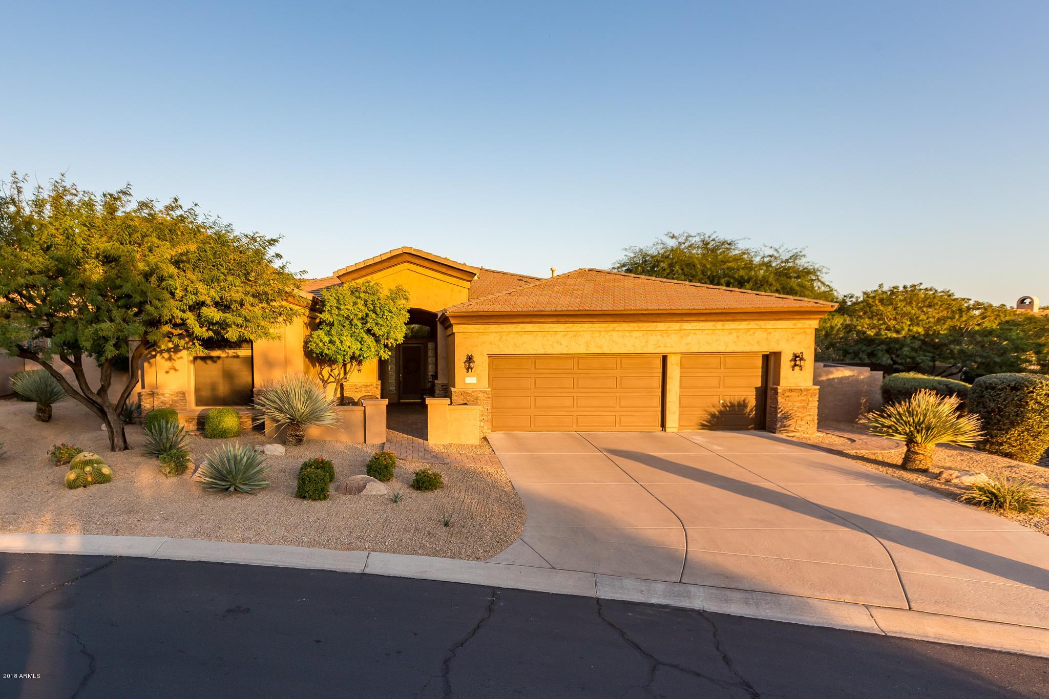 MLS 5857109 12819 N 114TH Way, Scottsdale, AZ 85259 Scottsdale AZ Ancala