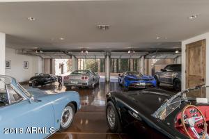 6-car Garage + 7th Car Wash Bay