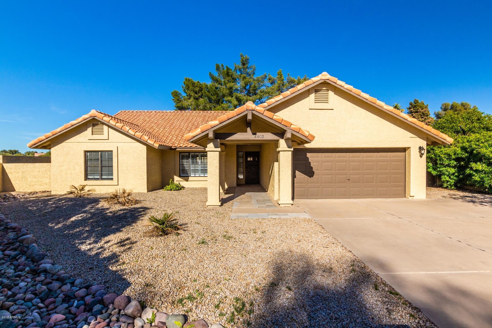 Photo of 4802 E HILLERY Drive, Scottsdale, AZ 85254