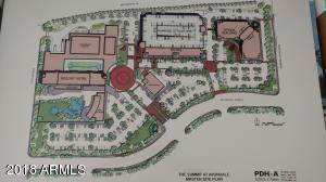 avondale site plan rendering