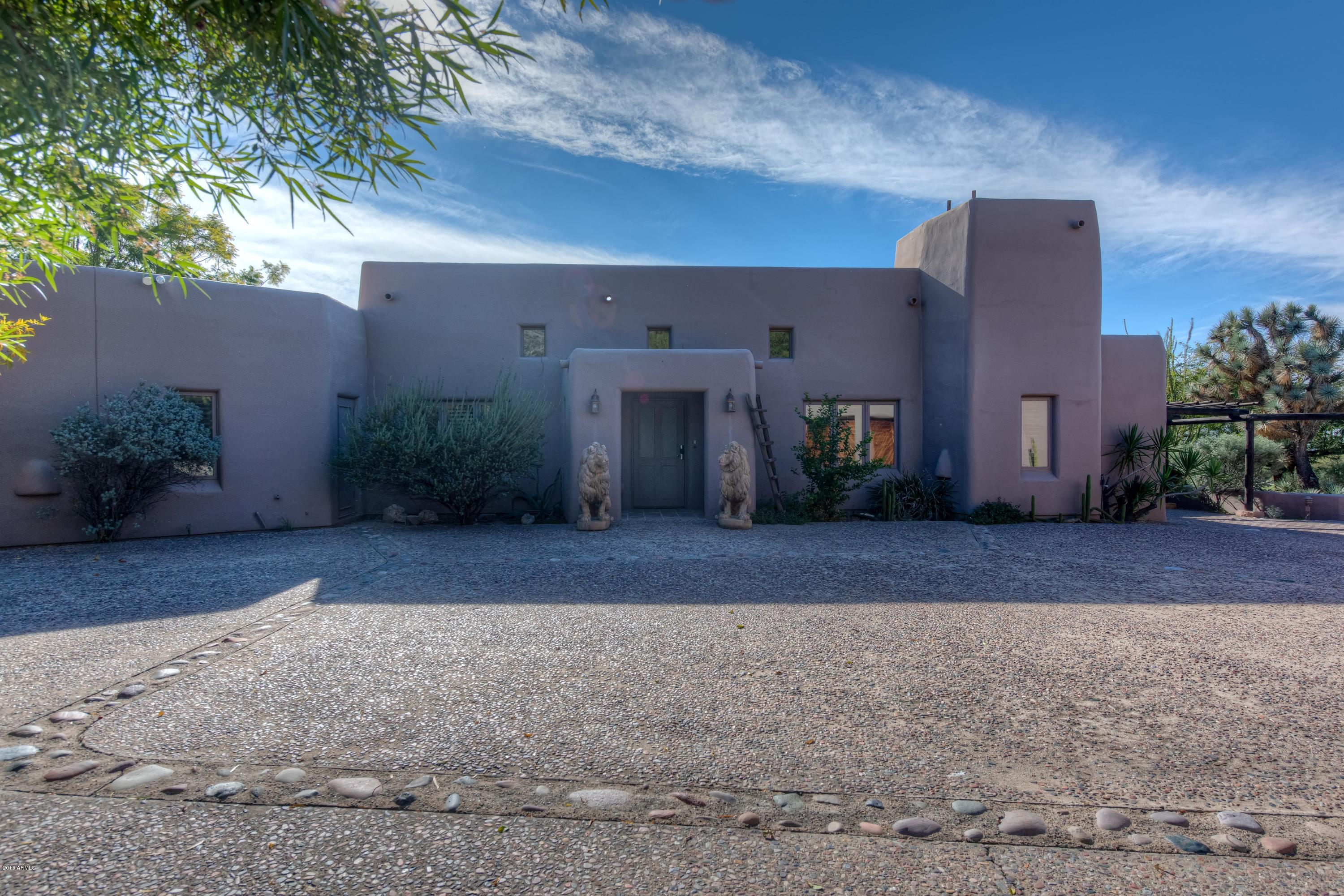 Photo of 6320 E OLD PAINT Trail, Cave Creek, AZ 85331