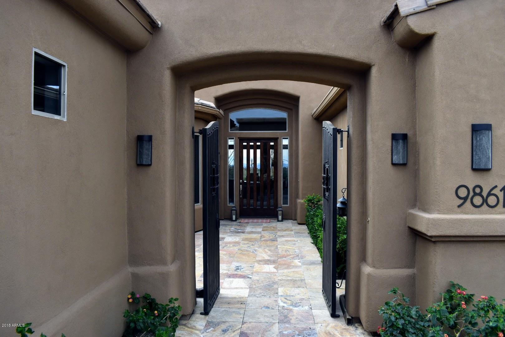 9861 E SEVEN PALMS Drive, Scottsdale AZ 85262