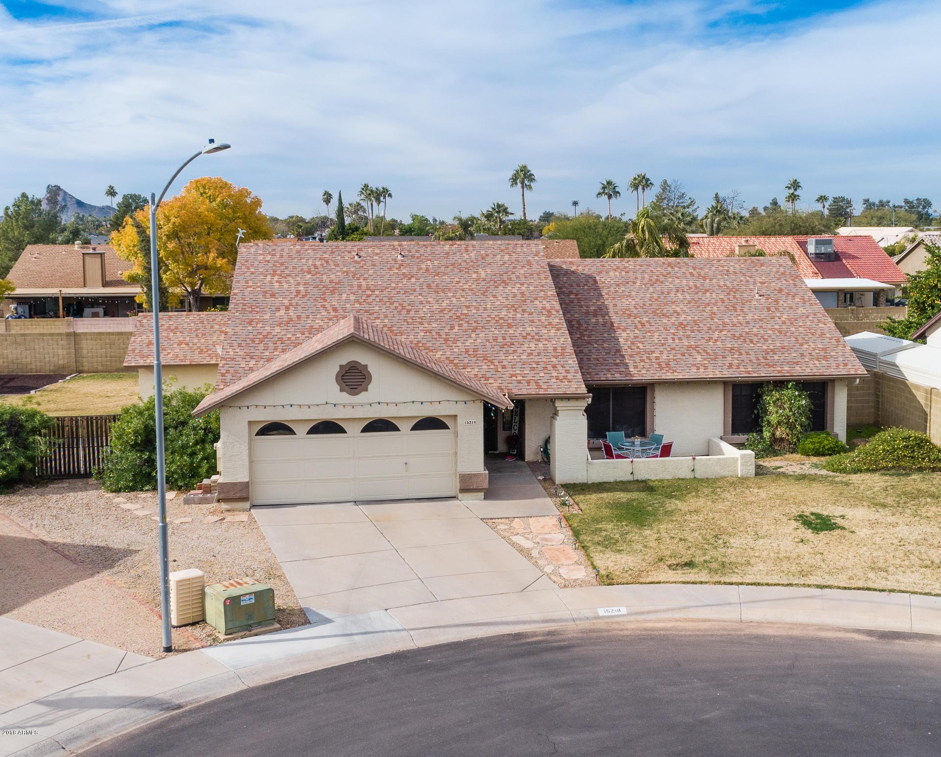 15218 N 43RD Street Phoenix, AZ 85032 - MLS #: 5858022