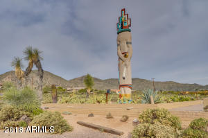 Worlds tallest Kachina