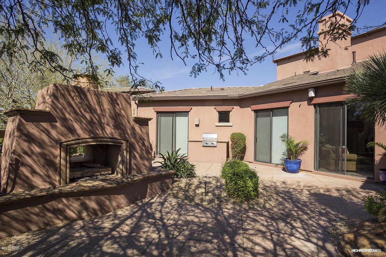 MLS 5861838 9280 E Thompson Peak Parkway Unit 39, Scottsdale, AZ Scottsdale AZ Luxury