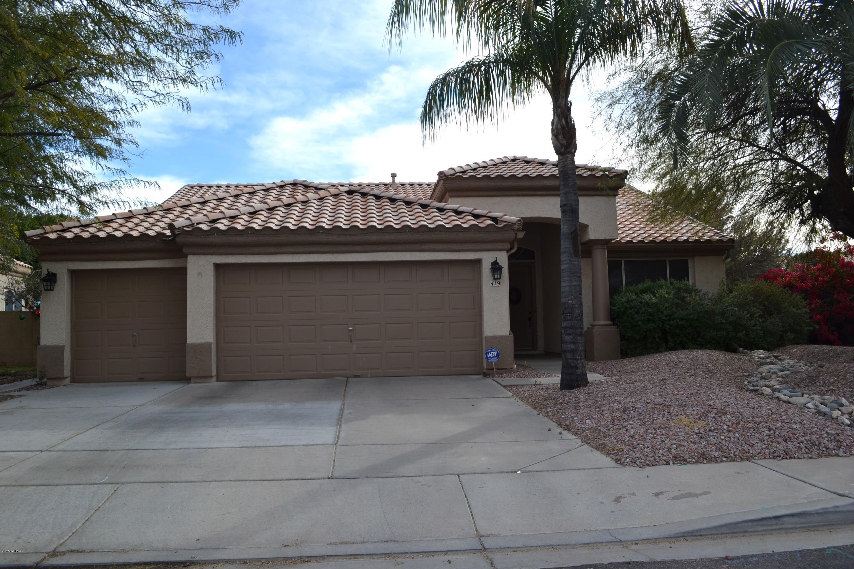 Photo of 419 S PUEBLO Street, Gilbert, AZ 85233