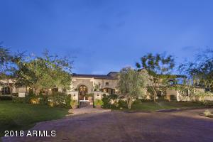 6536 E Hummingbird Lane Paradise Valley, AZ 85253