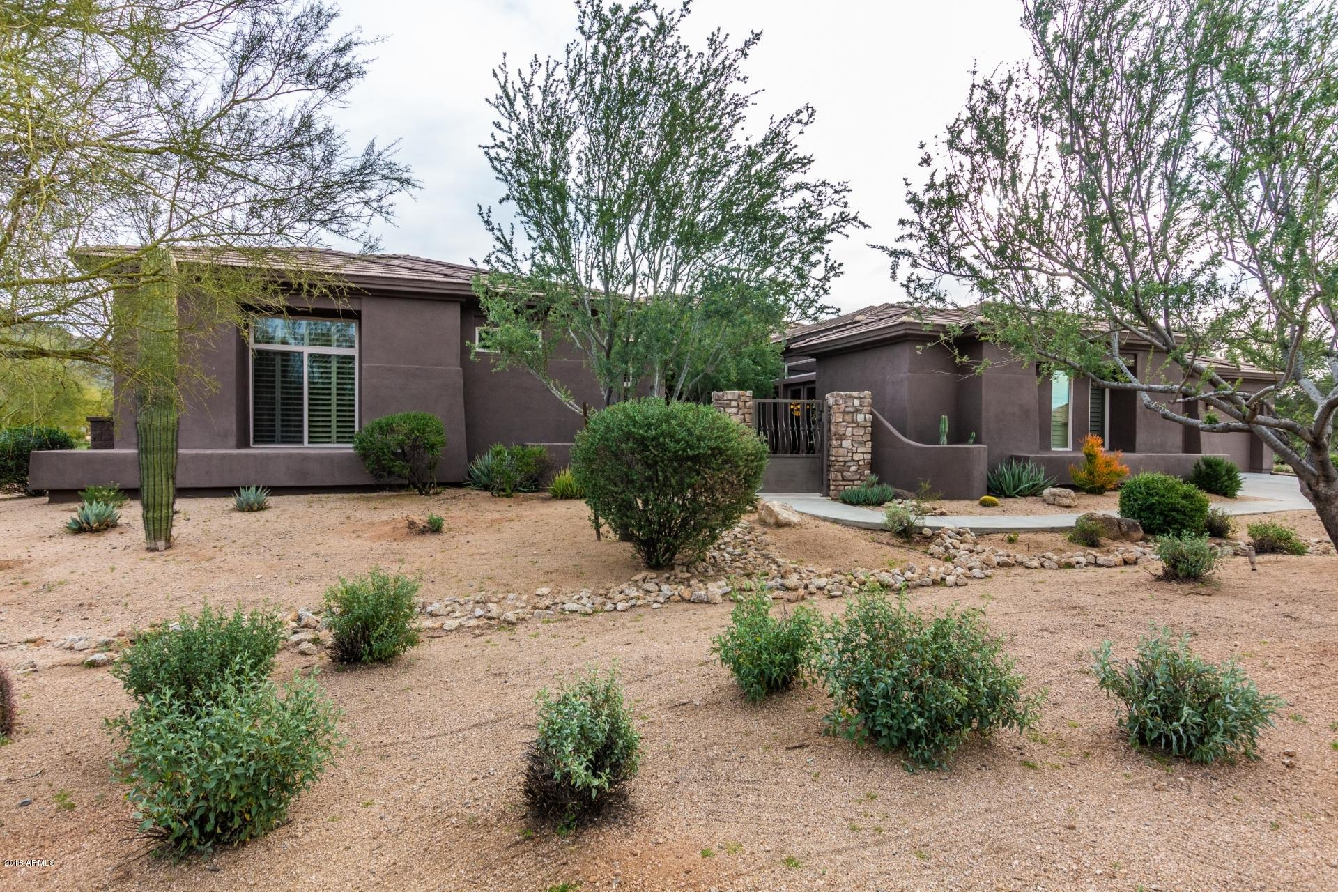 MLS 5858670 34899 N DESERT WINDS Circle, Carefree, AZ 85377 Carefree Homes for Rent