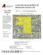 Lone Mountain & 56th Street 28.1 Acre  I