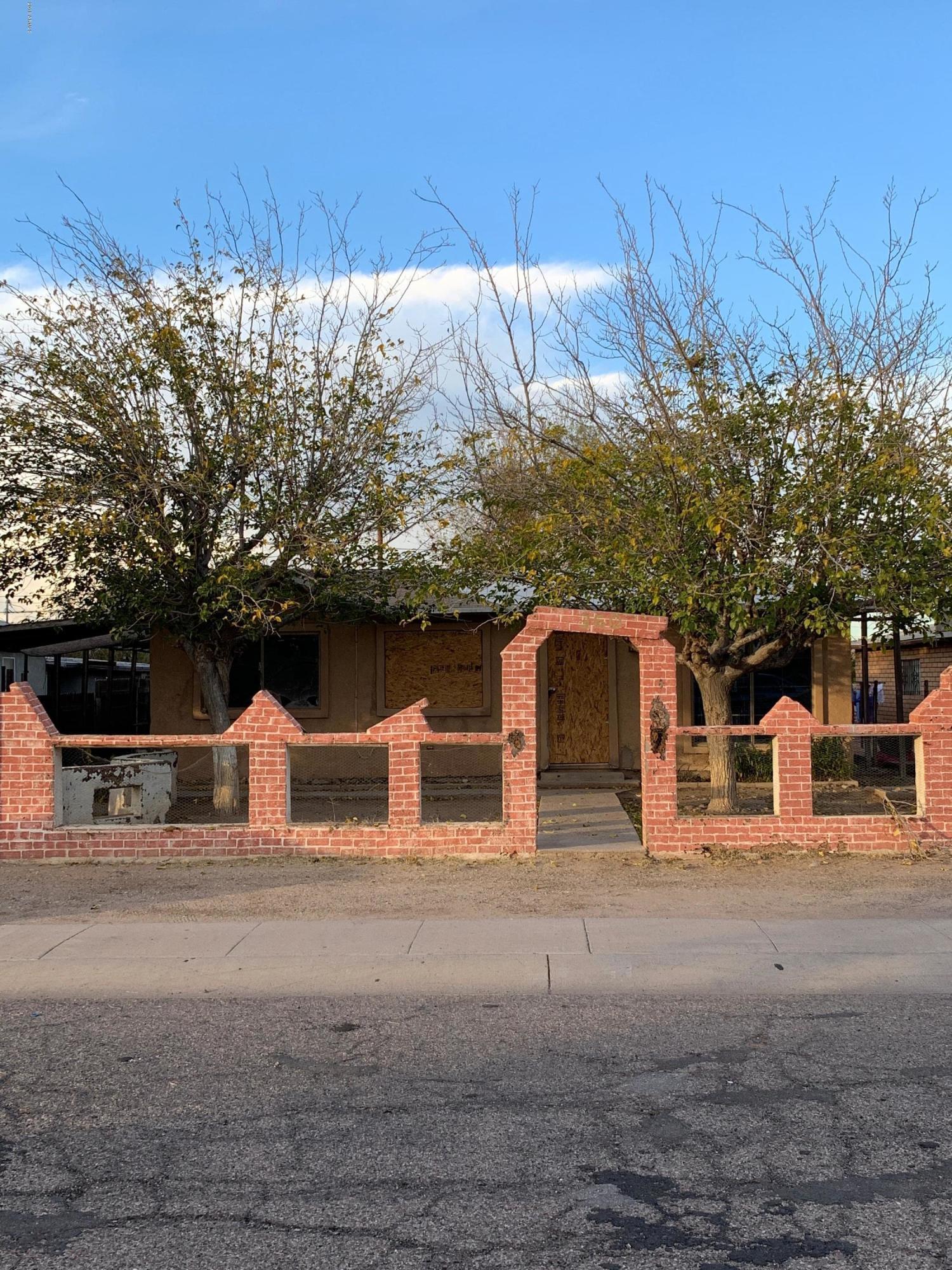 360 W WALTON Avenue Coolidge, AZ 85128 - MLS #: 5859366