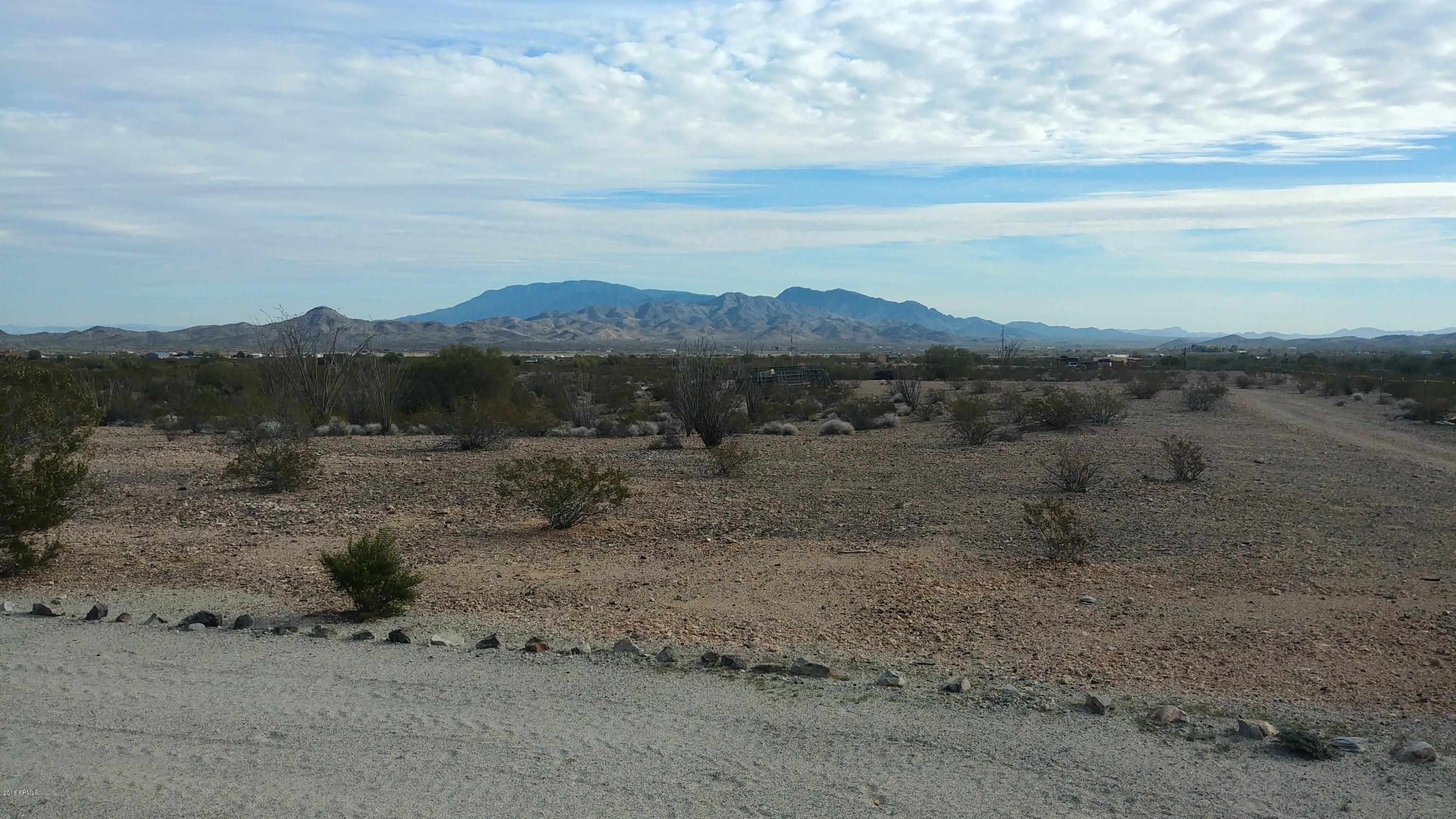 40901 HARQUAHALA Road Salome, AZ 85348 - MLS #: 5859339