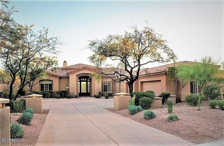 Photo of 11713 E BLOOMFIELD Drive, Scottsdale, AZ 85259