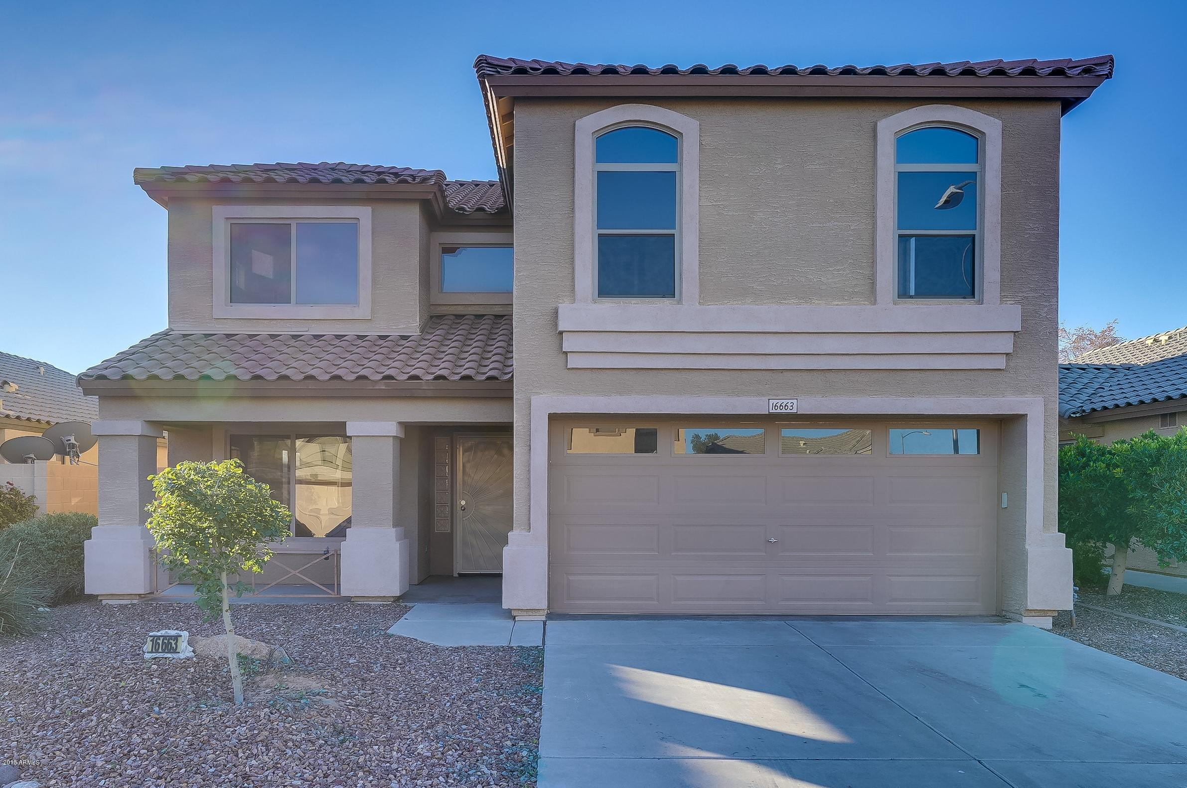 Photo of 16663 W RIMROCK Street, Surprise, AZ 85388