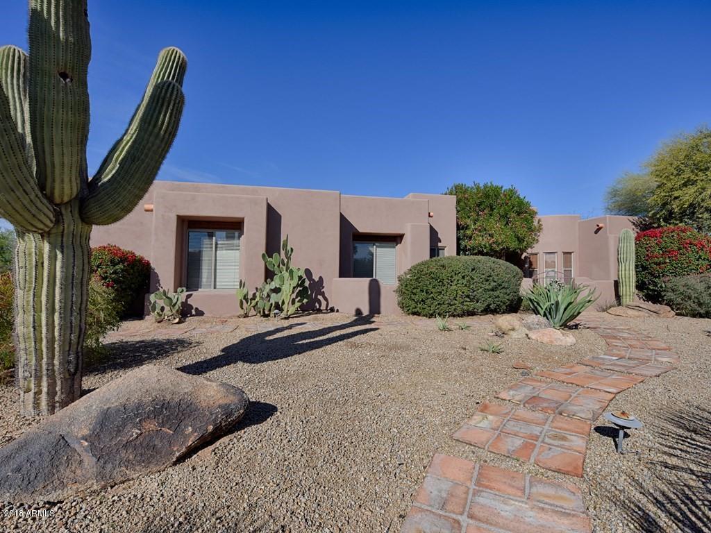 Photo of 9302 E CASITAS DEL RIO Drive, Scottsdale, AZ 85255
