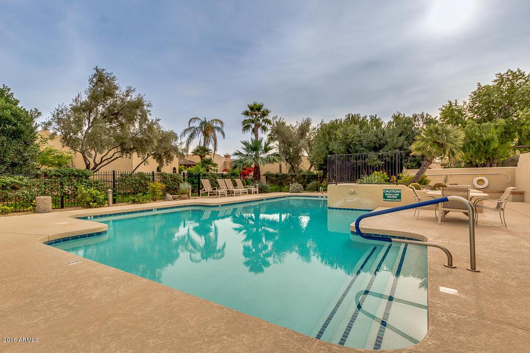 MLS 5859727 7955 E CHAPARRAL Road Unit 109, Scottsdale, AZ 85250 Scottsdale AZ Gated