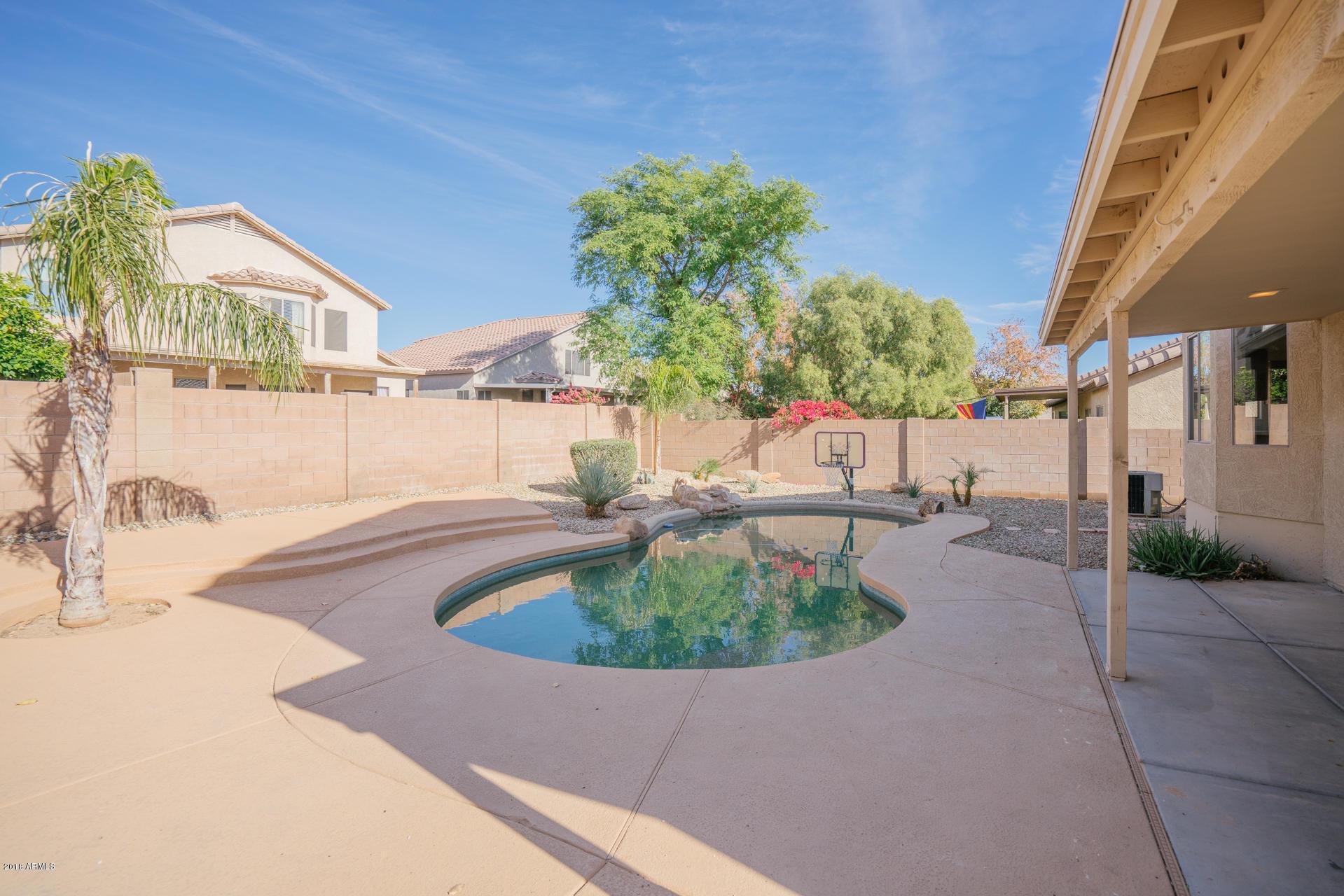 MLS 5860306 12922 W SURREY Avenue, El Mirage, AZ 85335 El Mirage AZ Private Pool
